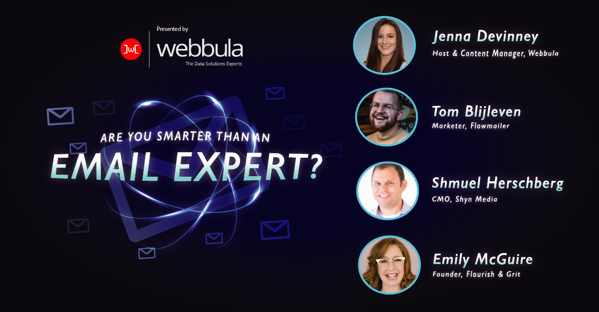 Game Show: Are you Smarter than an Email Expert? Round 2