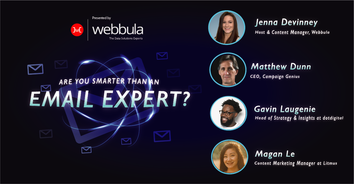 Game Show: Are you Smarter than an Email Expert? Round 3
