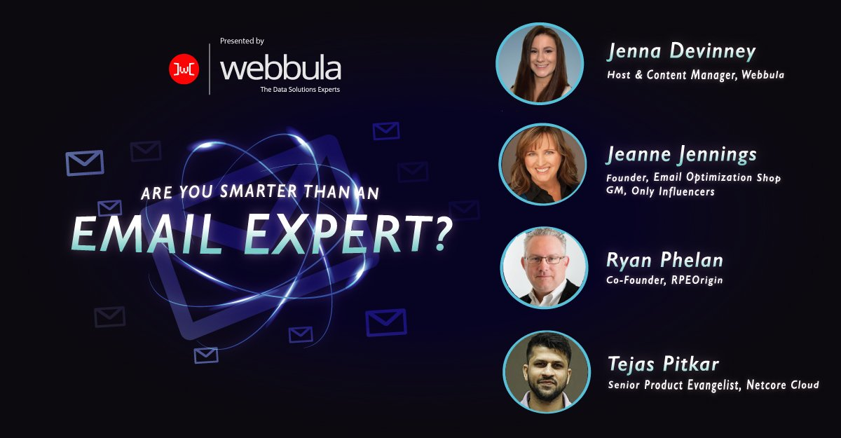 Game Show: Are you Smarter than an Email Expert? Round 4