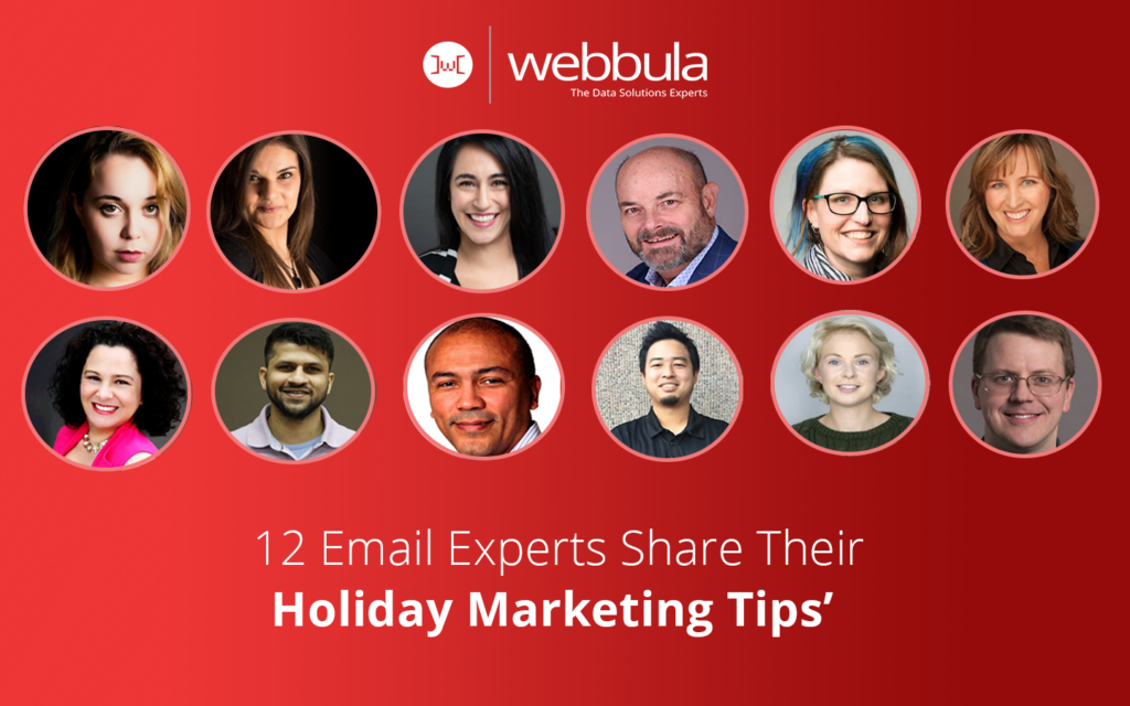 12 Email Experts Share Their Holiday Marketing Tips'