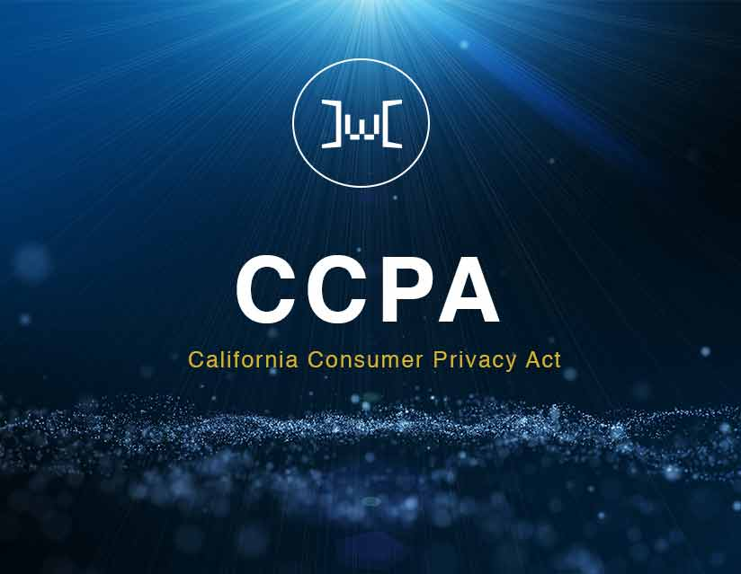 Our CCPA Commitment | California Consumer Privacy Act