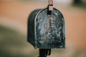Going Postal Took on a Whole New Meaning in 2020