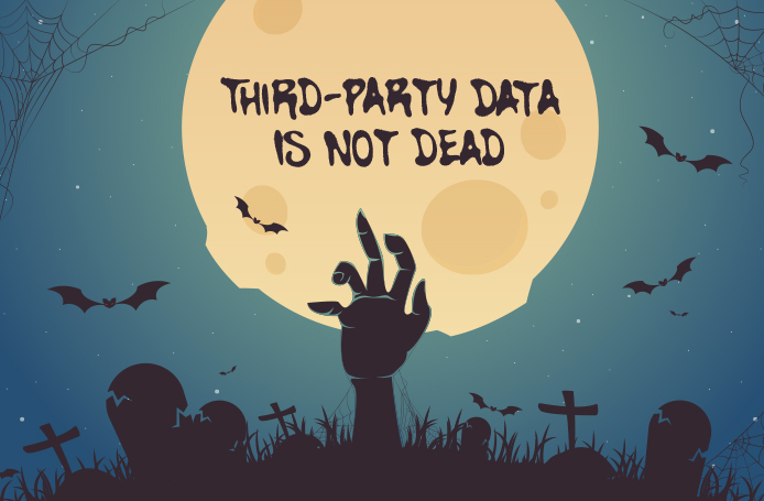 Third Party Data Is Not Dead Because of Customer Data Platforms. Here's Why