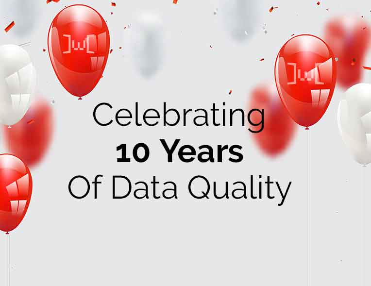 A Decade of Data Quality