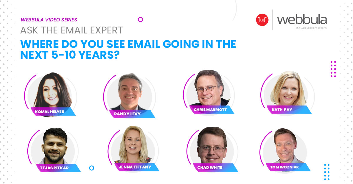 Ask the Experts: Where do you see email going in the next 5-10 years?