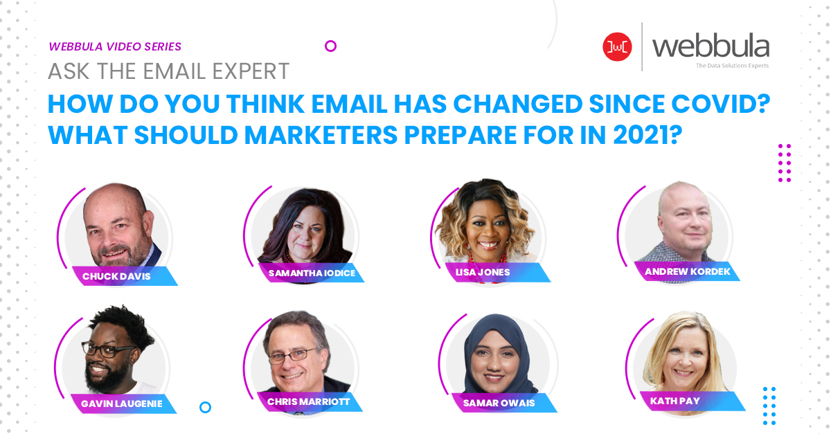 Ask the Email Expert: Email Changes Since Covid & 2021 Preparedness