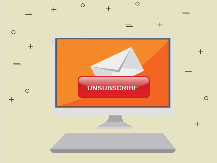 Embrace the Unsubscribe